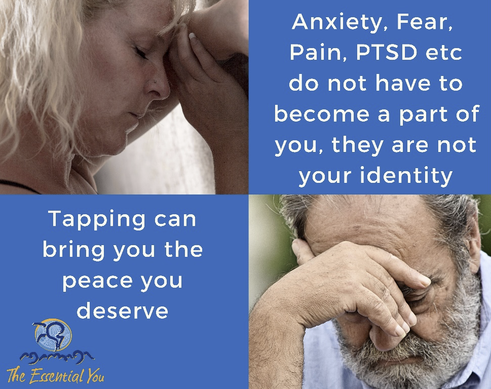 Tapping Can bring you the Peace you Deserve | Tapping for Personal Peace | Emotional Freedom Technique