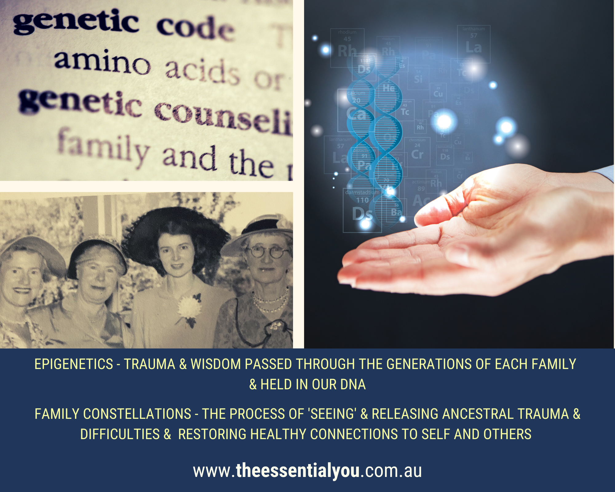 Family and Systemic Constelllations